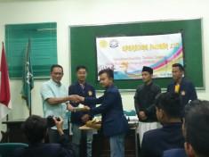 Acara Upgrading Himman, paling Kiri wakil Bupati Bangkalan