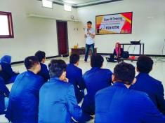 Acara Basic Of Training BEM FEB