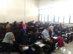 Acara Basic Of Training Pengurus Himasp